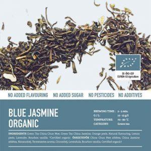 Blue Jasmine Organic (Bio) tea