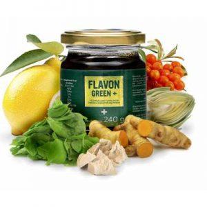 Flavon Green Plusz 240 g