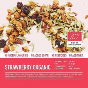 Strawberry Organic (Bio) tea